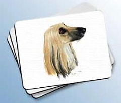 afghan hound robert j. may