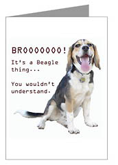 It's A Beagle Thing