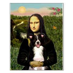 Border Collie Mona Lisa