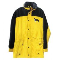 Border Collie Three Season Jacket