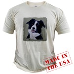border collie puppy shirts