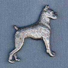 boxer dogs Pin