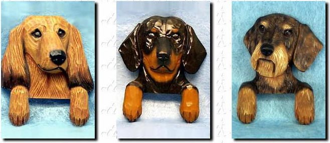 Dachshund Door Toppers