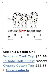 nothing butt dalmatians