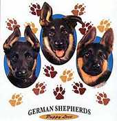 german shepherd dog t-shirt and sweat-shirt