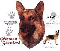 german shepherd dog tee and sweat-shirt