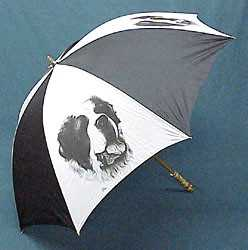 saint bernard Umbrella