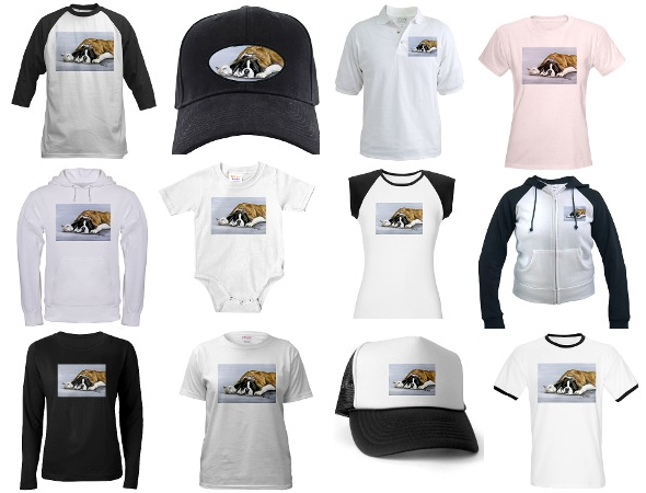 Saint Bernard Clothing